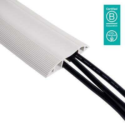 Dataflex Addit Kabel beschermer - Grijs