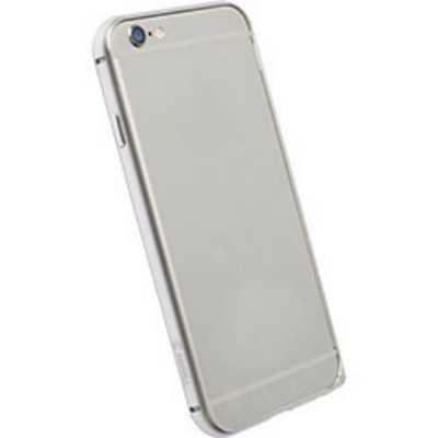 Krusell mobile phone case: Sala bumper Samsung Galaxy S6 (zilver)