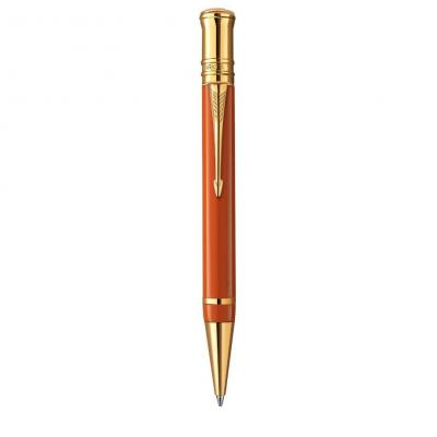 Parker pen: Duofold Big Red - Goud, Rood