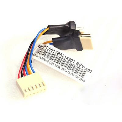 Hewlett Packard Enterprise Cable Kit - Fan Power