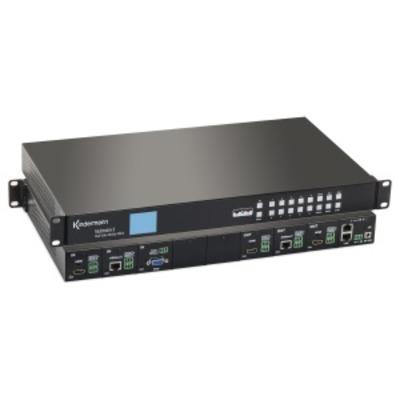 Kindermann Multimatrix 8 Video switch - Zwart