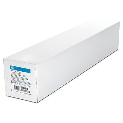 Hp fotopapier: White Satin Poster Paper 136 gsm-1372 mm x 61 m (54 in x 200 ft)
