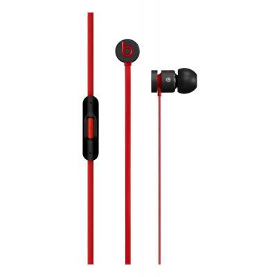 Beats by dr. dre headset: urBeats - Zwart, Rood
