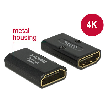 DeLOCK 65659 kabeladapters/verloopstukjes