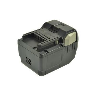 2-power batterij: Power Tool Battery, 25.2V, 3000mAh - Zwart