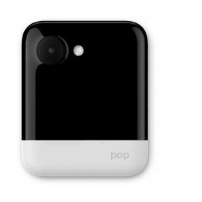 Polaroid direct klaar camera: POP - Zwart, Wit
