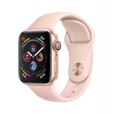 Apple smartwatch: Watch Series 4 Rose Gold Aluminium 40mm