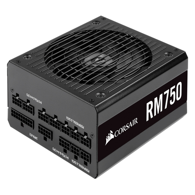 Corsair RM750 Power supply unit - Zwart