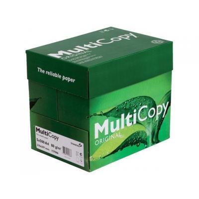 Multicopy papier: Papier or ig A4 80g/pl40x2500v