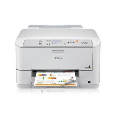 Epson inkjet printer: WorkForce Pro WF-5190DW - Zwart, Cyaan, Magenta, Geel