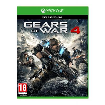 Microsoft game: Gears of War 4  Xbox One