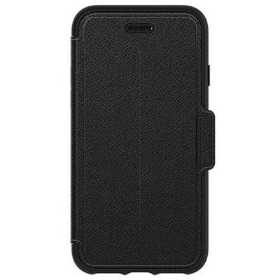 Otterbox mobile phone case: Strada for iPhone 7 and iPhone 8 - Zwart