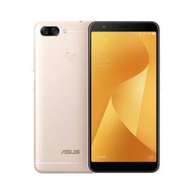 Asus smartphone: ZenFone ZB570TL-4G035WW - Zwart, Goud 32GB