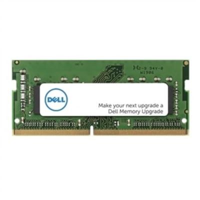 DELL Geheugenupgrade - 8GB - 1RX8 DDR4 SODIMM 3200MHz ECC RAM-geheugen