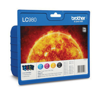 Brother LC-980VALBP inktcartridge