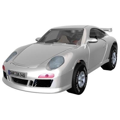 Darda toy vehicle: Porsche GT3 - Zilver