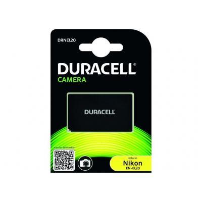 Duracell batterij: Li-Ion, 7.4V, 800mAh - Zwart