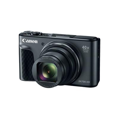Canon digitale camera: PowerShot SX730 HS - Zwart