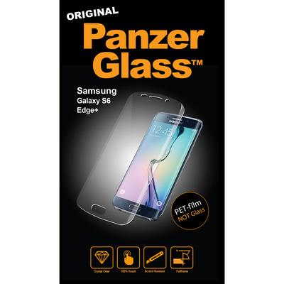 PanzerGlass Samsung Galaxy S6 Edge+ Standard Fit Screen protector - Transparant