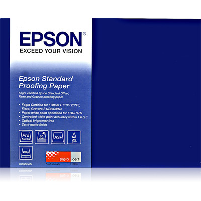 Epson Standard Proofing Paper 205 , A3++ (100 sheets) Papier