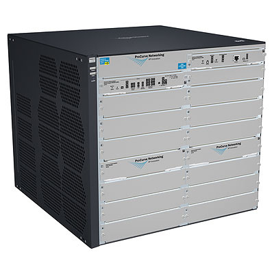 Hewlett Packard Enterprise 8212 zl Switch