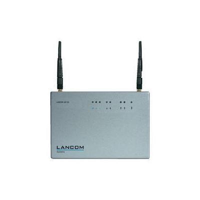 Lancom systems UMTS: IAP-3G - Zwart, Zilver