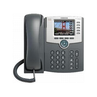 Cisco ip telefoon: SPA525G2 - Grijs