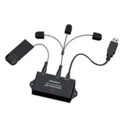 Maximum afstandsbediening: IRB-100 - Zwart