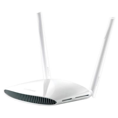 Edimax access point: AC1200 Gigabit Dual-Band Access Point, USB - Wit