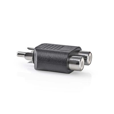 Nedis CAGP24940BK Kabel adapter - Zwart
