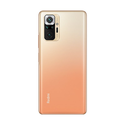 Xiaomi Redmi Note 10 Pro Smartphone - Brons 64GB
