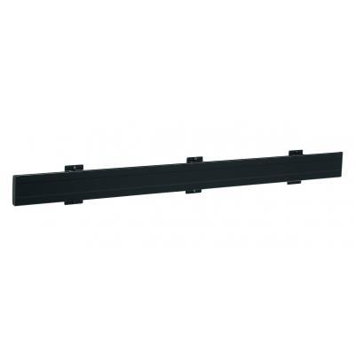Vogel's muur & plafond bevestigings accessoire: PFB 3419 Interface plaat 1915 mm zwart