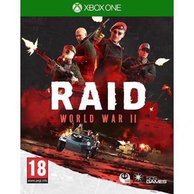 505 games game: RAID: World War 2  Xbox One