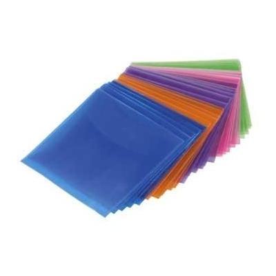 Hama : CD-ROM/DVD-ROM Protective Sleeves 50 - Multi kleuren