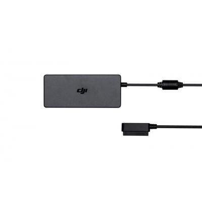 DJI Mavic Pro 50 W Battery Charger (Without AC Cable) Oplader - Zwart