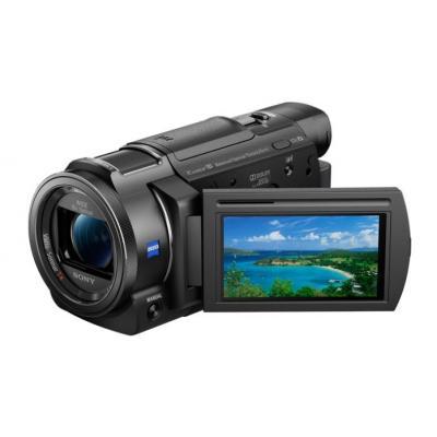 Sony digitale videocamera: FDR-AX33 - Zwart