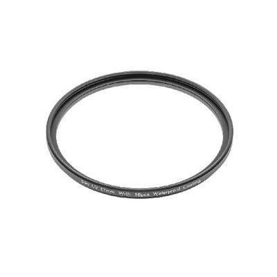 Camlink camera filter: Slim UV filter 67mm - Zwart