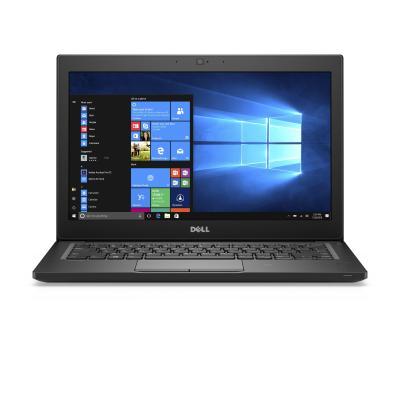 DELL laptop: Latitude 7280 - Core i5 - 8GB RAM - 256GB - Zwart