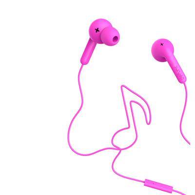 DEFUNC GO MUSIC Headset - Roze