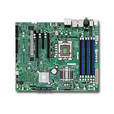 Supermicro server/werkstation moederbord: C7X58