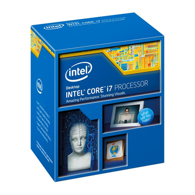 Intel processor: Core i7-5820K