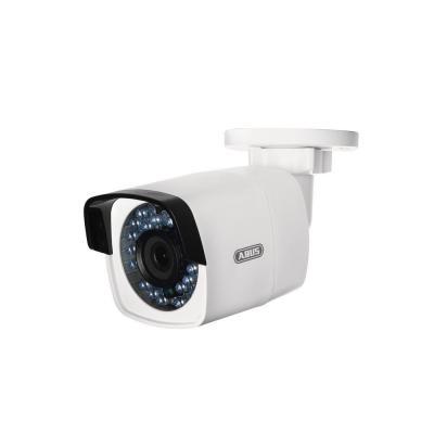 "Abus beveiligingscamera: 1/3"" CMOS, 1280 x 960, 25 fps, 1x RJ45, 1x DC, Wi-Fi, PoE, H.264, MJPEG, 145 x 61 x 60 mm - Wit"