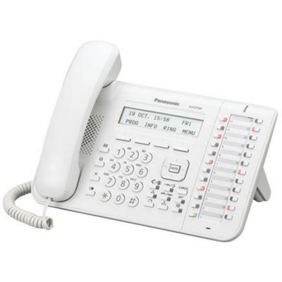 Panasonic KX-DT543 IP telefoon - Wit