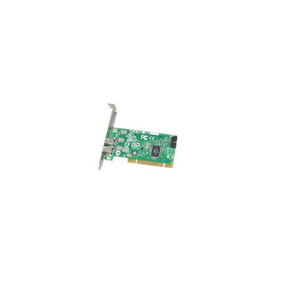 Dell interfaceadapter: USB 3.0 PCIe Card, Full Height (Kit) - Groen