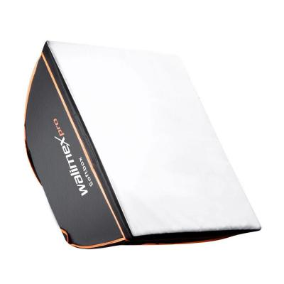 Walimex softbox: 400 x 260 x 400mm, 830g - Zwart