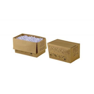 Rexel papier-shredder accesoire: Auto+ 80X Recyclebare Papieren Opvangzakken 20L (20) - Beige