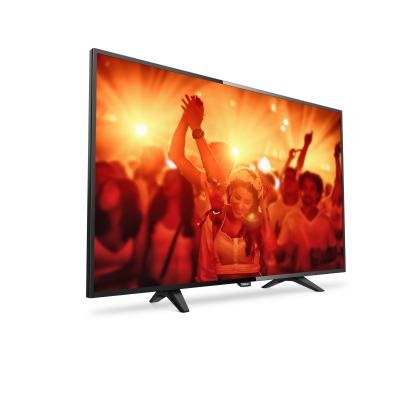 Philips led-tv: 4000 series Ultraslanke Full HD LED-TV 49PFS4131/12 - Zwart