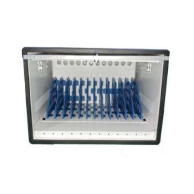 INdota D12 Mini - Desktop Cabinet Charge and Sync 12 bay Opbergdozen voor hulpmiddelen