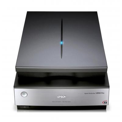 Epson scanner: Perfection V850 - Zwart