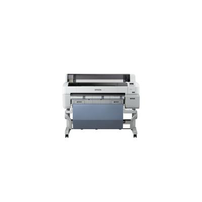 Epson SureColor SC-T5200-PS Grootformaat printer - Cyaan, Magenta, Mat Zwart, Foto zwart, Geel